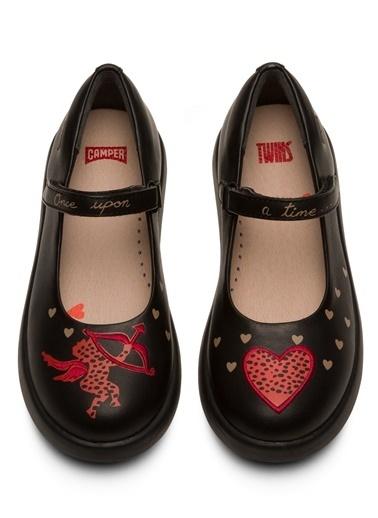 Camper Ayakkabı Siyah